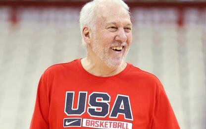 Team USA e i quiz di Popovich: Barnes il migliore