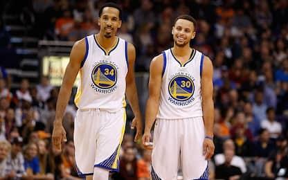 Livingston, le parole di Curry e degli Warriors