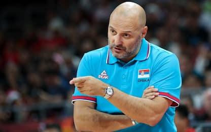 Serbia: Djordjevic si dimette e lascia la panchina