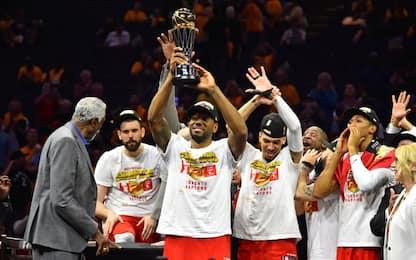 NBA su Sky per altri 4 anni: rinnovo fino al 2023