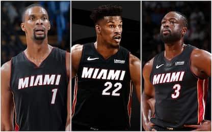 Butler nuovo re di Miami, con l'ok di Wade e Bosh