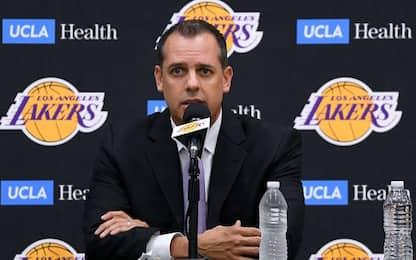 I Lakers sono nelle sue mani: chi è Frank Vogel