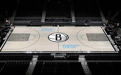 Brooklyn Nets, nuovo parquet, nuovo colore: grigio