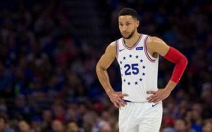 """Simmons: """"Accetto le critiche, amo Philadelphia"""""""