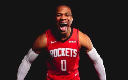"""Westbrook: """"Faremo paura, l'obiettivo è il titolo"""""""