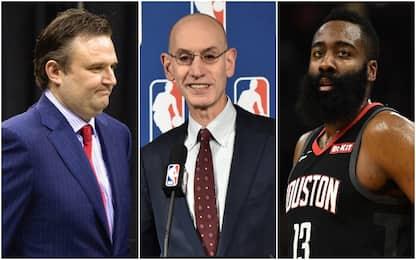 Tweet pro-Hong Kong: Morey si scusa, NBA commenta