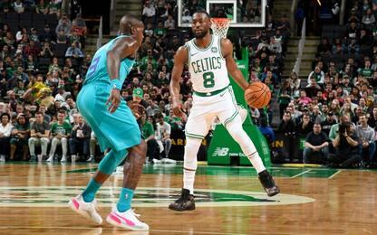 Walker contro il suo passato: buona la 1^ a Boston