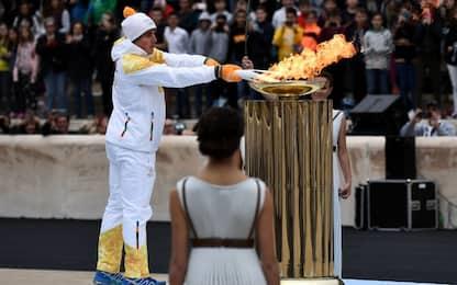 Si accende la fiamma, -100 giorni a Pyeongchang