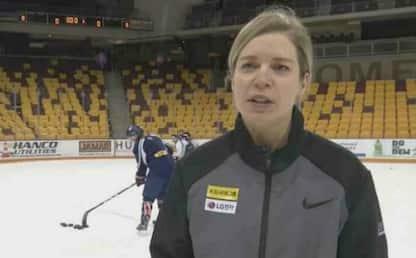 """Ct Hockey Sud Corea: """"Atlete del Nord scarse"""""""
