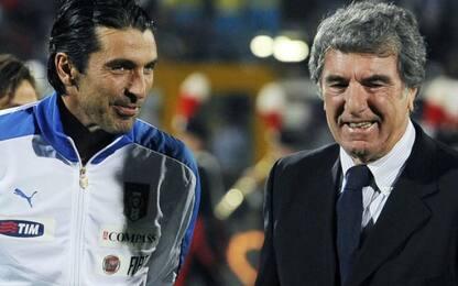 """Zoff: """"Buffon il portiere migliore in assoluto"""""""