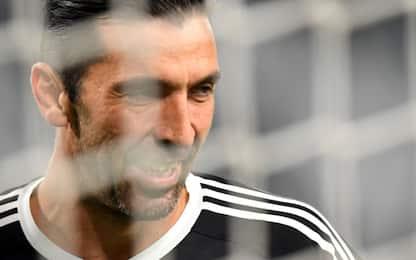 """Buffon a Sky: """"Continuo se resto un punto fermo"""""""