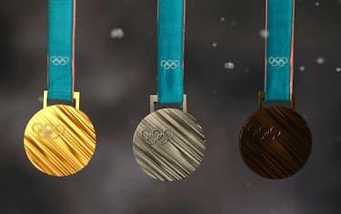 medagliere