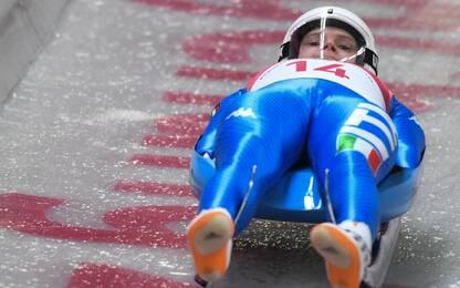 Sprint maschile: Fischnaller sfiora il podio