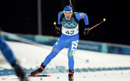 Biathlon, niente podio per Windisch. I risultati