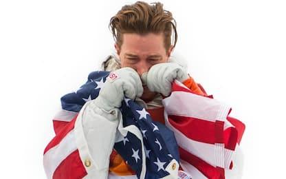 Olimpiadi, White: l'altra faccia della medaglia
