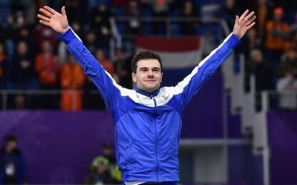 Nicola Tumolero, 10.000 metri fino al bronzo