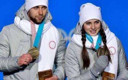 Doping nel curling: è il marito della Bryzgalova