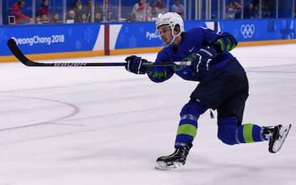 Doping, positivo un giocatore di hockey sloveno