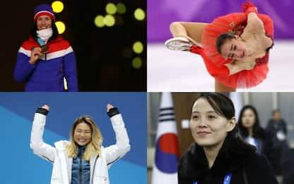 Da Bjorgen alle due Kim: le Olimpiadi delle donne