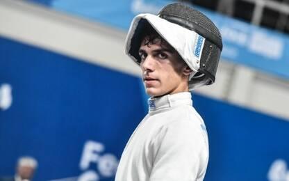 Olimpiadi giovanili, Di Veroli è il primo oro
