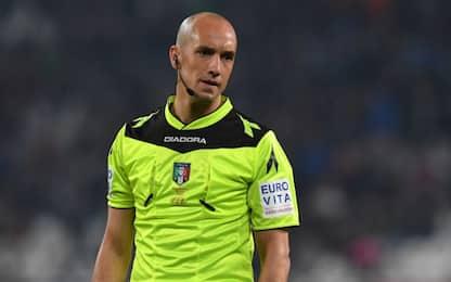 Fabbri fermato in Serie A, ma sarà internazionale