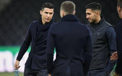 Young Boys-Juve: Chiellini riposa, CR7 titolare