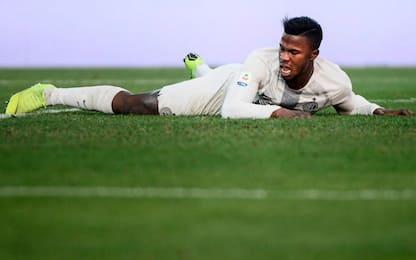 Inter, Keita out 20 giorni: salta Sassuolo e Toro
