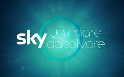 Un Mare Da Salvare, la campagna Sky compie 2 anni