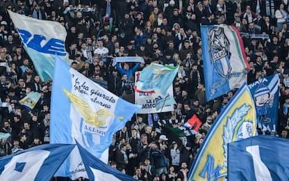 Cori razzisti, Uefa chiude curva Lazio per 1 turno