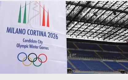 """Giochi 2026, Malagò: """"Sento grande responsabilità"""""""