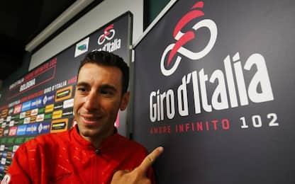 """Nibali punta il Giro d'Italia: """"Qui per vincerlo"""""""