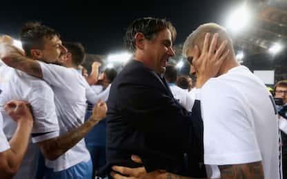 """Tare si coccola Inzaghi: """"Rimarrà alla Lazio"""""""