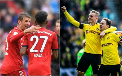 Bundes, ultimi 90': diretta gol su Sky Sport