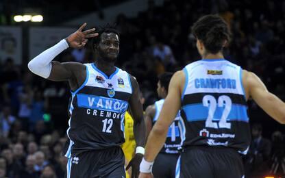 Cremona in semifinale, Trento e Venezia a Gara 5