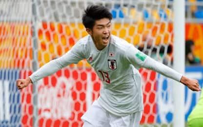 U20: Giappone vede gli ottavi, Messico eliminato
