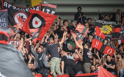 Serie B, si gioca il playout Foggia-Salernitana