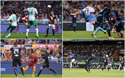 I 10 gol più belli della Serie A 2018-2019. VIDEO