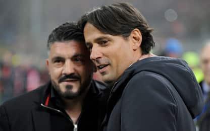 Lotito ha scelto: se parte Inzaghi, c'è Gattuso