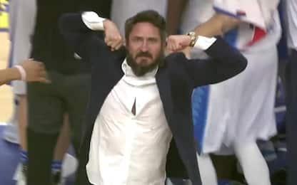 Milano ko, Sassari in finale. Robe da... Poz!