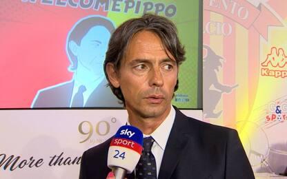 "Inzaghi: ""A Benevento per tornare in Serie A"""