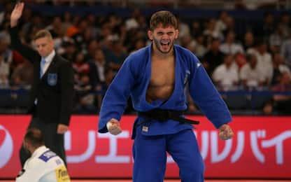 Mondiali di judo, l'Italia chiude con un 5° posto
