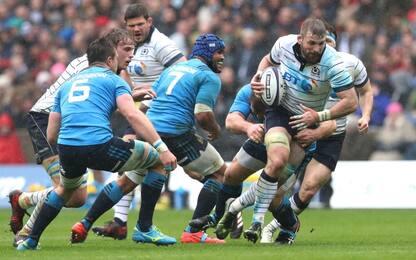 Rugby, Sei Nazioni: la Scozia stende l'Italia 29-0
