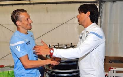 Leiva-Lazio, è ufficiale. Già in campo ad Auronzo