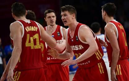 Europei, Russia batte Grecia 74-69: è semifinale