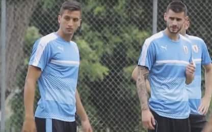 """Bentancur: """"In nazionale grazie alla Juve"""""""