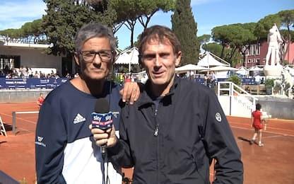 Inter, battute e selfie: lo show di Fiorello a Sky