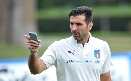 """Buffon: """"Confronto utile, servirà per ripartire"""""""