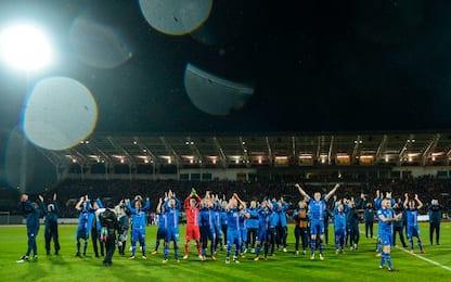 Islanda e Serbia ai Mondiali, Croazia ai playoff