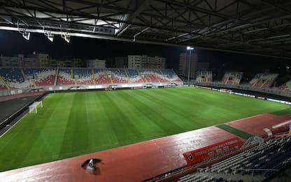 Italia, contro l'Albania Eder-Immobile in avanti