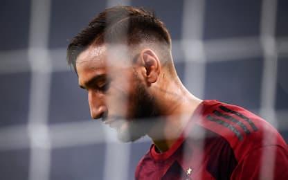Milan-Inter: Donnarumma out, c'è Handanovic